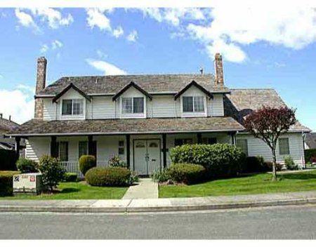 Main Photo: 5640 Pearl Ct.: House for sale (Terra Nova)  : MLS®# v391711