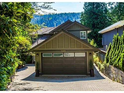 Main Photo: 6454 WELLINGTON Ave in West Vancouver: Home for sale : MLS®# V1024820