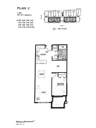 "Photo 3: 407 10688 140 Street in Surrey: Whalley Condo for sale in ""TRILLIUM LIVING"" (North Surrey)  : MLS®# R2424943"