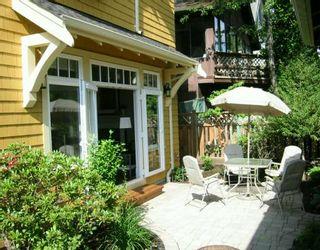 Photo 1: 3530 W 5TH AV in Vancouver: Kitsilano 1/2 Duplex for sale (Vancouver West)  : MLS®# V594906