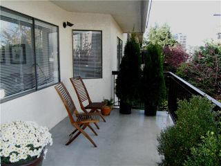 """Photo 15: # 308 1235 W 15TH AV in Vancouver: Fairview VW Condo for sale in """"THE SHAUGHNESSY"""" (Vancouver West)  : MLS®# V874252"""
