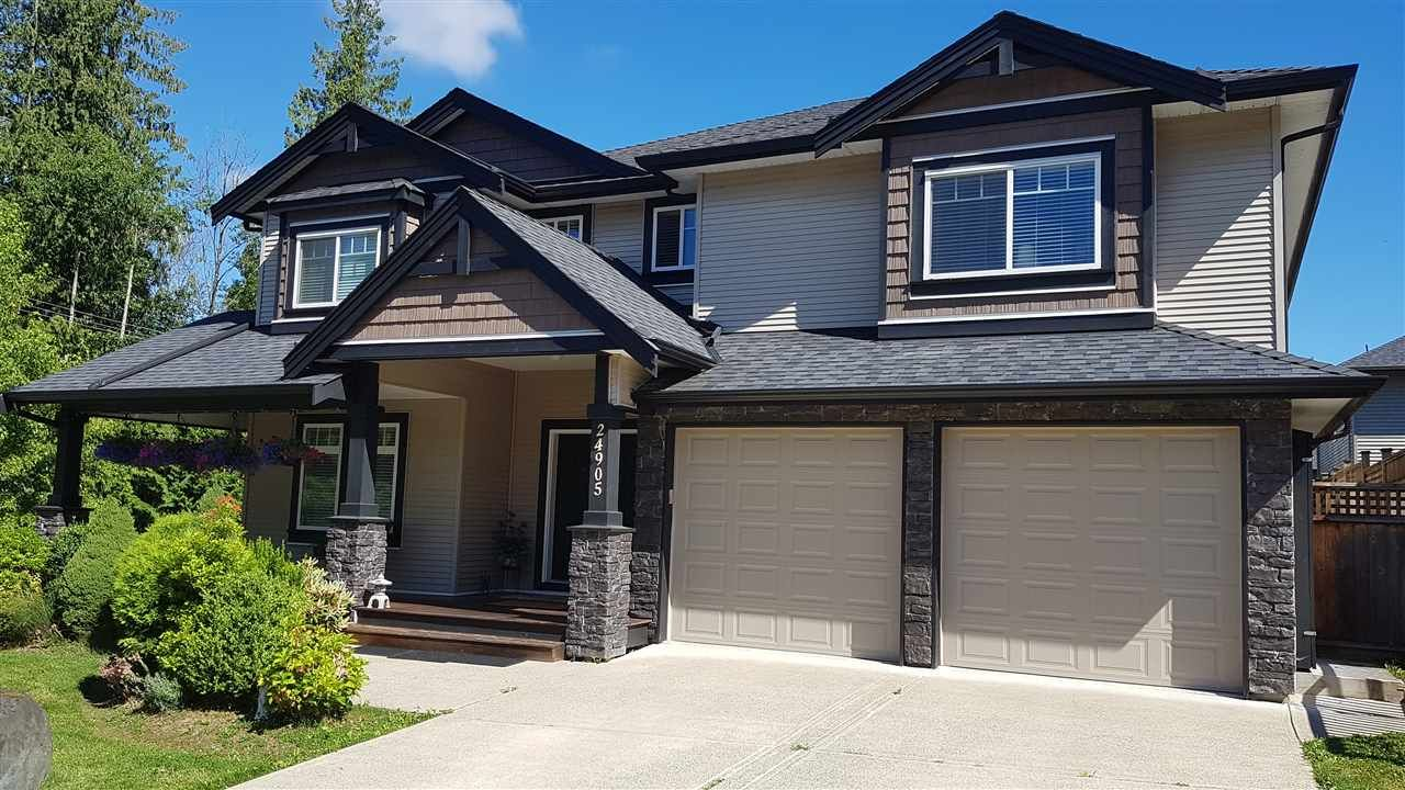 Main Photo: 24905 108A Avenue in Maple Ridge: Thornhill MR House for sale : MLS®# R2506134