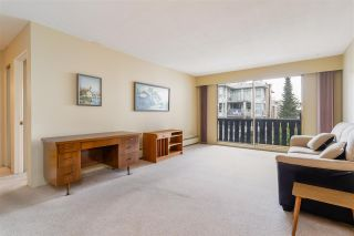"Photo 2: 212 1345 CHESTERFIELD Avenue in North Vancouver: Central Lonsdale Condo for sale in ""CHESTERFIELD MANOR"" : MLS®# R2561595"