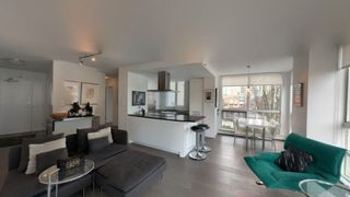 Photo 2: 602 1201 MARINASIDE Crescent in Vancouver: Yaletown Condo for sale (Vancouver West)  : MLS®# R2561753