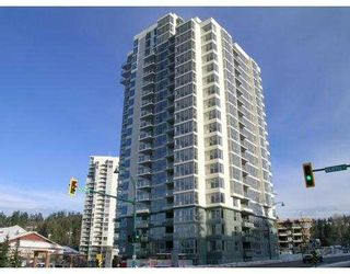 """Photo 1: 295 GUILDFORD Way in Port Moody: North Shore Pt Moody Condo for sale in """"THE BENTLEY"""" : MLS®# V639041"""