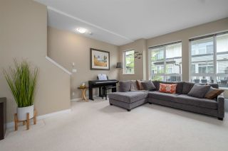 "Photo 4: 20 1125 KENSAL Place in Coquitlam: New Horizons Townhouse for sale in ""KENSAL WALK"" : MLS®# R2574729"