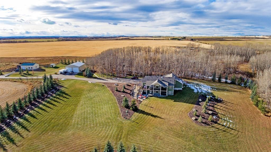 Main Photo: 3436 Township Road 294: Rural Mountain View County Detached for sale : MLS®# A1046453