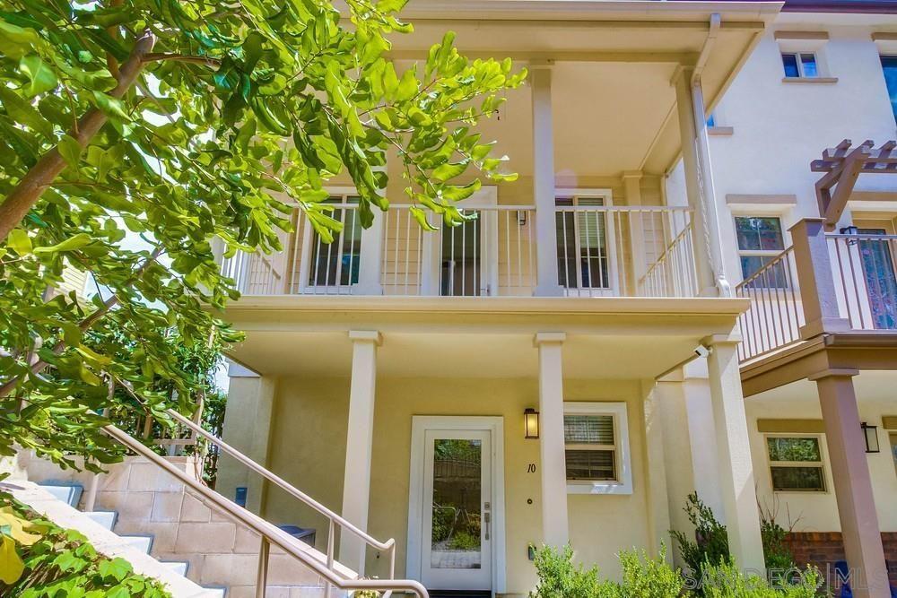Main Photo: LA MESA Townhouse for sale : 3 bedrooms : 4414 Palm Ave #10