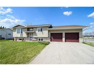 Photo 1: 281 WILFRED Bay in St Adolphe: R07 Residential for sale : MLS®# 1710678