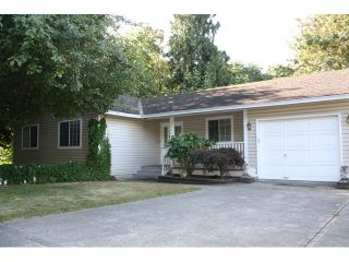 Photo 1: 1842 DAHL Crescent in Abbotsford: Central Abbotsford House for sale : MLS®# F1326076
