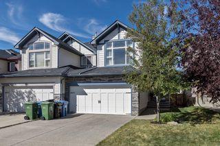 Photo 1: 71 SILVERADO RANGE Heights SW in Calgary: Silverado Semi Detached for sale : MLS®# A1030732