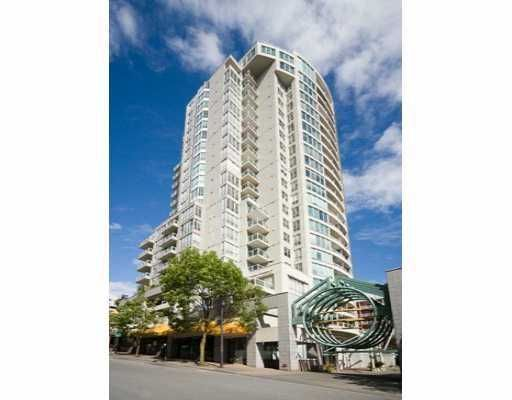 """Main Photo: 1202 1500 HOWE ST in Vancouver: False Creek North Condo for sale in """"THE DISCOVERY"""" (Vancouver West)  : MLS®# V602479"""