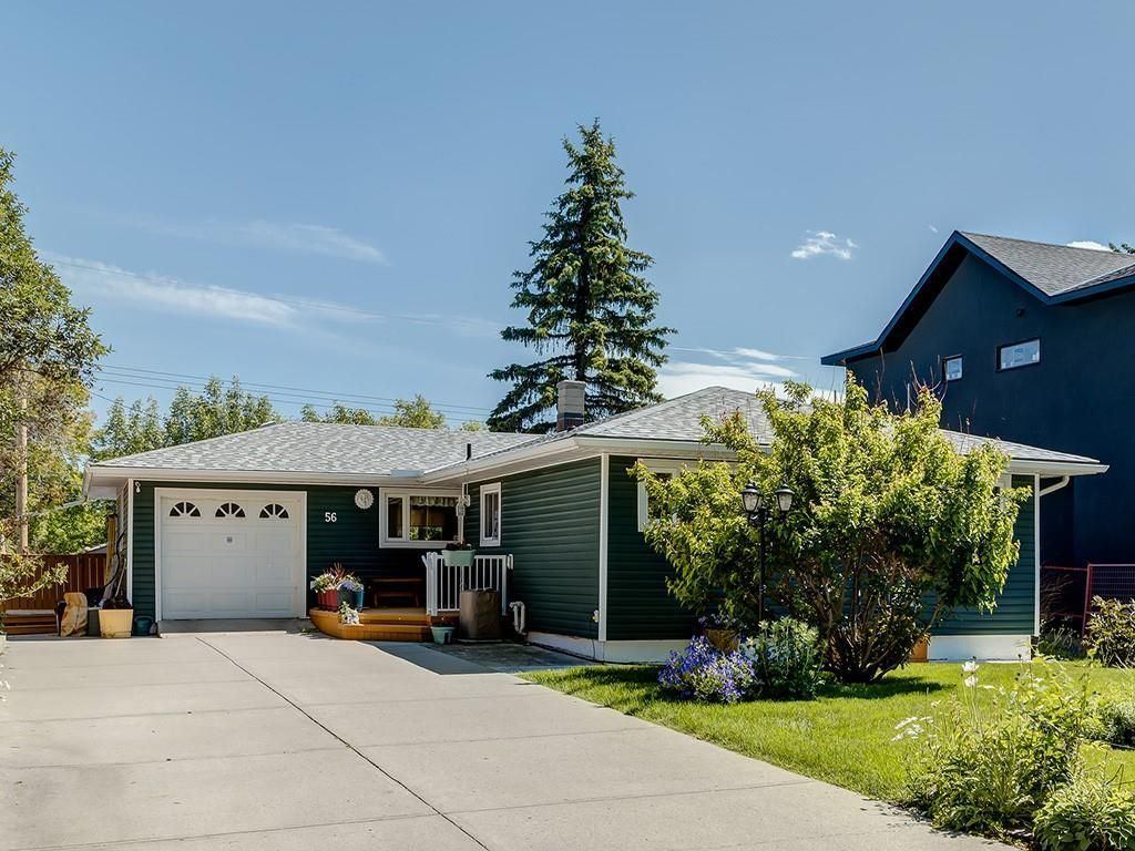 Main Photo: 56 Heston Street NW in Calgary: Highwood Detached for sale : MLS®# A1079823
