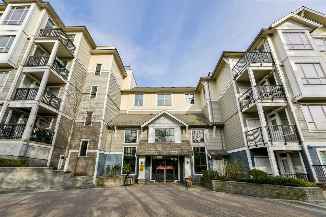 """Main Photo: 225 13897 FRASER Highway in Surrey: Whalley Condo for sale in """"EDGE"""" (North Surrey)  : MLS®# R2252364"""