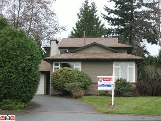 "Photo 1: 13114 62B Avenue in Surrey: Panorama Ridge House for sale in ""PANORAMA PARK"" : MLS®# F1028152"