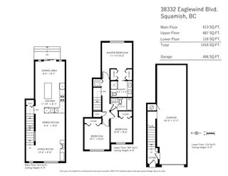"""Photo 29: 38332 EAGLEWIND Boulevard in Squamish: Downtown SQ Townhouse for sale in """"Streams at Eaglewinds"""" : MLS®# R2576309"""