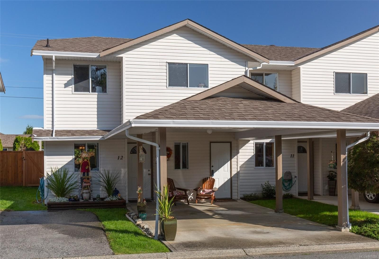 Main Photo: 12 941 Malone Rd in : Du Ladysmith Row/Townhouse for sale (Duncan)  : MLS®# 869206