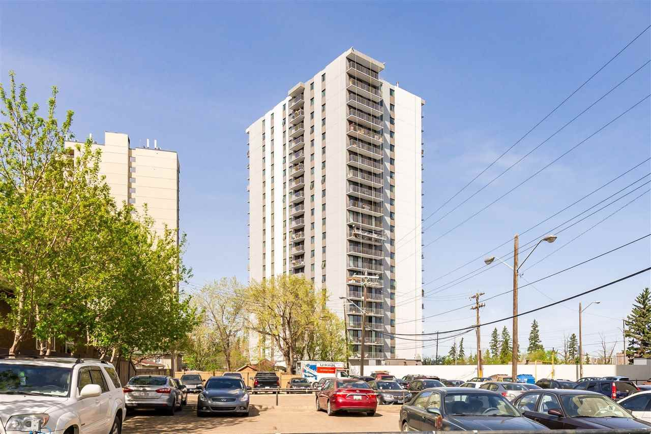 Main Photo: 404 10135 Saskatchewan Drive in Edmonton: Zone 15 Condo for sale : MLS®# E4248298