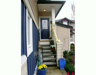 "Photo 1: 24 18199 70TH Avenue in Surrey: Cloverdale BC Townhouse for sale in ""AUGUSTA"" (Cloverdale)  : MLS®# F2923812"