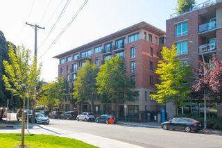 Photo 3: 505 827 Fairfield Rd in Victoria: Vi Downtown Condo for sale : MLS®# 884957