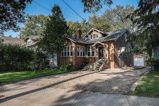 Photo 1: 154 Glenwood Crescent in Winnipeg: Glenelm Residential for sale (3C)  : MLS®# 202122088