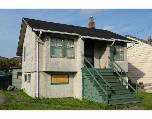 Main Photo: 2296 E 30TH Ave in Vancouver: Victoria VE House for sale (Vancouver East)  : MLS®# V646979