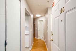 """Photo 2: 105 2615 JANE Street in Port Coquitlam: Central Pt Coquitlam Condo for sale in """"Burleigh Green"""" : MLS®# R2585307"""