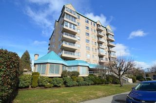 "Photo 1: 704 45745 PRINCESS Avenue in Chilliwack: Chilliwack W Young-Well Condo for sale in ""PRINCESS TOWERS"" : MLS®# R2210293"