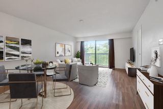 """Photo 2: 208 270 WEST 3RD Street in North Vancouver: Lower Lonsdale Condo for sale in """"Hampton Court"""" : MLS®# R2615758"""