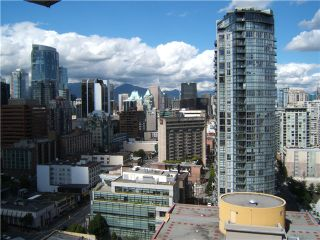 """Photo 7: 2306 1255 SEYMOUR Street in Vancouver: Downtown VW Condo for sale in """"ELAN"""" (Vancouver West)  : MLS®# V839228"""