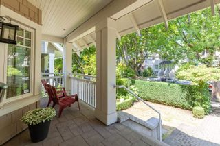 Photo 2: 2418 W 8TH Avenue in Vancouver: Kitsilano Townhouse for sale (Vancouver West)  : MLS®# R2602350