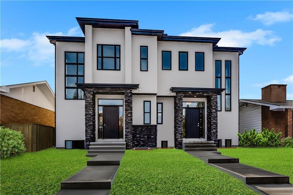 Main Photo: 2113 53 Avenue SW in Calgary: North Glenmore Park Semi Detached for sale : MLS®# C4226346