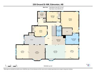Photo 50: 230 OMAND Drive in Edmonton: Zone 14 House for sale : MLS®# E4239966