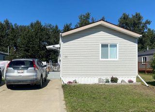 Photo 1: #122 37543 England Way: Rural Red Deer County Mobile for sale : MLS®# A1144259