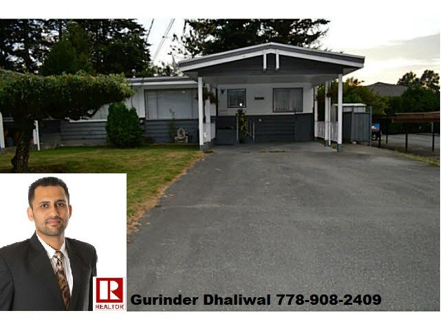 Main Photo: 2373 WESTERLY Streets in ABBOTSFORD: Abbotsford West Duplex for sale (Abbotsford)  : MLS®# F1420318