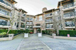 "Photo 1: 411 8915 202 Street in Langley: Walnut Grove Condo for sale in ""HAWTHORNE"" : MLS®# R2437607"