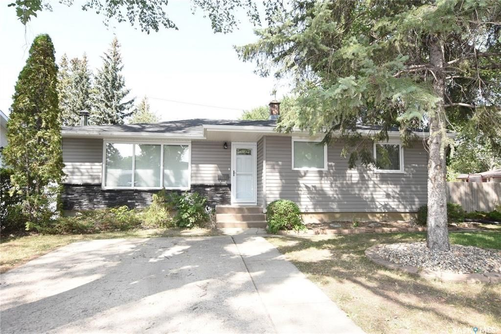 Main Photo: 164 McKee Crescent in Regina: Whitmore Park Residential for sale : MLS®# SK745457