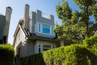 """Photo 30: 4472 W 8TH Avenue in Vancouver: Point Grey Townhouse for sale in """"Sasamat Gardens"""" (Vancouver West)  : MLS®# R2618782"""
