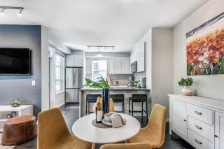 """Photo 5: 209 607 COTTONWOOD Avenue in Coquitlam: Coquitlam West Condo for sale in """"Stanton House by Polygon"""" : MLS®# R2589978"""