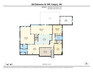 Photo 37: 204 Edelweiss Drive in Calgary: Edgemont Detached for sale : MLS®# A1117841