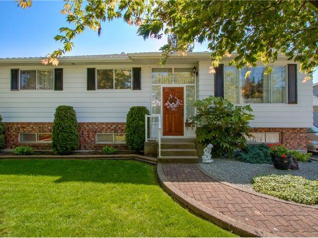 Main Photo: 926 DANSEY AV in Coquitlam: Central Coquitlam House for sale : MLS®# V1122263
