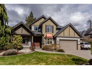 Photo 1: 4215 199A Street in Langley: Brookswood Langley House for sale : MLS®# R2149185