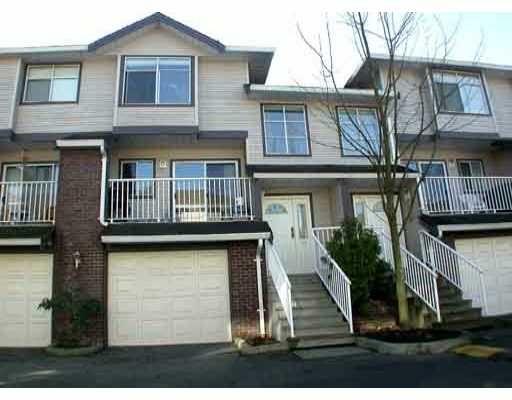 Main Photo: 14 2450 LOBB AV in Port_Coquitlam: Mary Hill Townhouse for sale (Port Coquitlam)  : MLS®# V378591