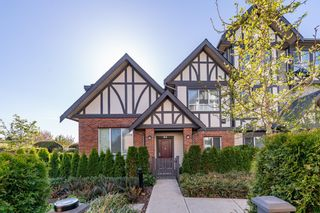 """Photo 1: 44 10388 NO. 2 Road in Richmond: Woodwards Townhouse for sale in """"Kingsley Estate"""" : MLS®# R2620163"""