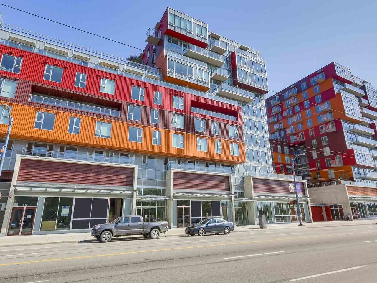 Main Photo: 803 955 E HASTINGS STREET in Vancouver: Hastings Condo for sale (Vancouver East)  : MLS®# R2317491