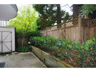 Photo 12: 3 1282 PITT RIVER Road in Port Coquitlam: Citadel PQ Townhouse for sale : MLS®# V1047221