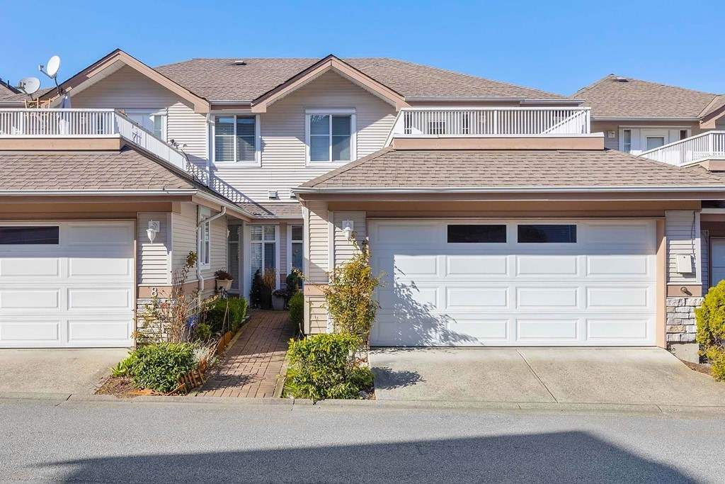"""Main Photo: 7 11860 RIVER Road in Surrey: Royal Heights Townhouse for sale in """"Cypress Ridge"""" (North Surrey)  : MLS®# R2444980"""