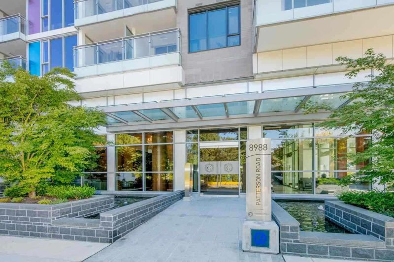 FEATURED LISTING: 1212 - 8988 patterson Road richmond
