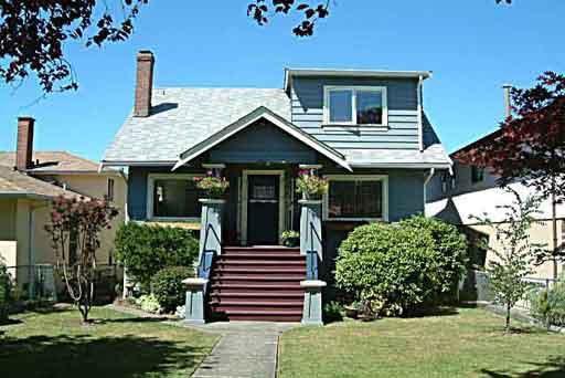 Main Photo: 2811 E 21ST AVENUE in : Renfrew Heights House for sale : MLS®# V407856