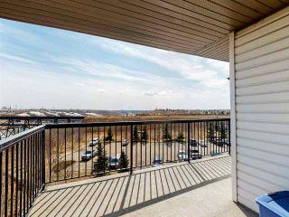 Photo 2: 415 1188 Hyndman Road in Edmonton: Zone 35 Condo for sale : MLS®# E4236596